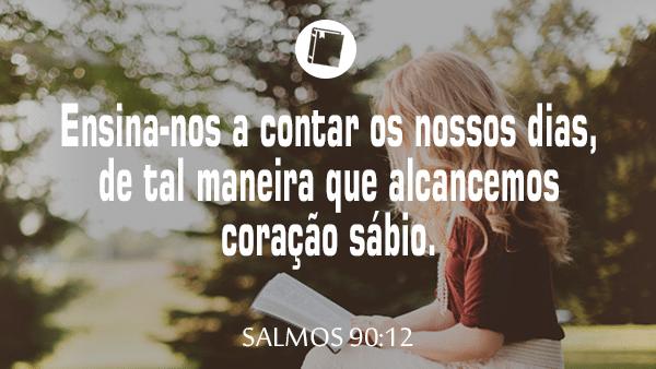 Salmos 90:12