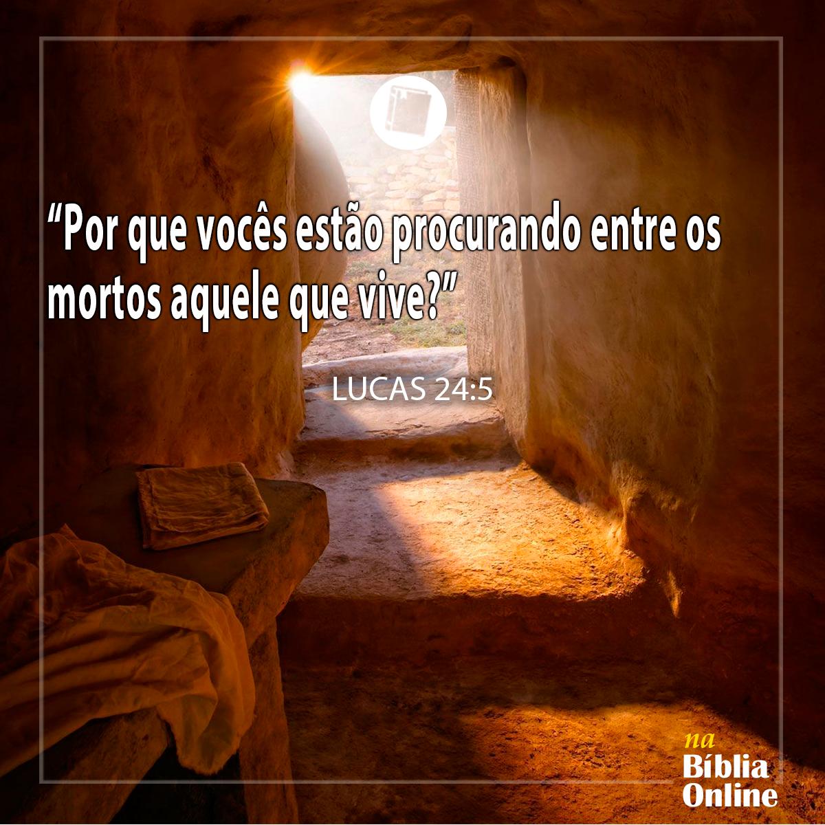 Lucas 24:5