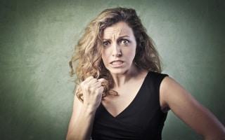 Pessoas infelizes invejosas na Bíblia